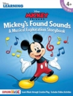 Mickey's Found Sounds : A Musical Exploration Storybook - Book