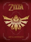 Legend Of Zelda, The: Art & Artifacts - Book