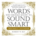 Words You Should Know to Sound Smart 2020 Daily Calendar - Book