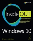Windows 10 Inside Out - Book
