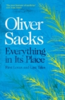 Everything in Its Place : First Loves and Last Tales - Book