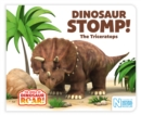 Dinosaur Stomp! The Triceratops - Book