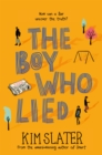 The Boy Who Lied - Book