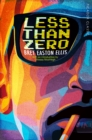 Less Than Zero - Book
