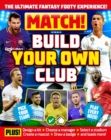 Match! Build Your Own Club - Book