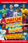 Match! Football Puzzles - Book