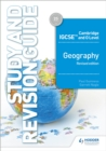 Cambridge IGCSE and O Level Geography Study and Revision Guide revised edition - Book