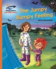 Reading Planet - The Jumpy Bumpy Feeling - Orange: Galaxy - Book