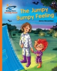 Reading Planet - The Jumpy Bumpy Feeling - Orange : Galaxy - eBook