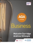 AQA A-level Business (Surridge and Gillespie) - Book