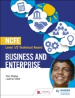 NCFE Level 1/2 Technical Award in Business and Enterprise - Book