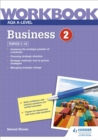 AQA A-Level Business Workbook 2 - Book