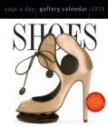 2019 Shoes Gallery Page-A-Day Gallery Calendar - Book