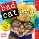 2020 Bad Cat Colour Page-A-Day Calendar - Book