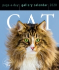 2020 Cat Page-A-Day Gallery Calendar - Book