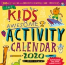 2020 the Kids Awesome Activity Wall Calendar - Book