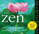 2020 ZEN Page-A-Day Calendar - Book
