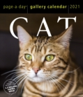 2021 Cat Page-A-Day Gallery Calendar - Book