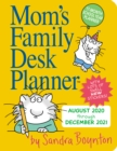 2021 Moms Family Desk Planner - Book