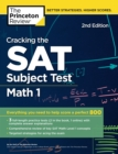 Cracking the SAT Subject Test in Math 1, 2nd Edition : Everything You Need to Help Score a Perfect 800 - eBook