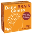 Daily Brain Games 2021 Day-to-Day Calendar - Book