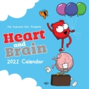 Heart and Brain 2021 Wall Calendar - Book