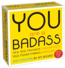 You Are a Badass 2021 Day-to-Day Calendar - Book
