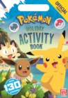 The Official Pokemon Holiday Activity Book - Book