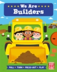 Job Squad: We Are Builders - Book