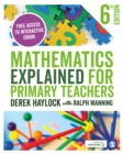 Mathematics Explained for Primary Teachers - eBook
