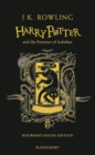 Harry Potter and the Prisoner of Azkaban - Hufflepuff Edition - Book