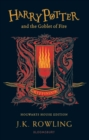 Harry Potter and the Goblet of Fire - Gryffindor Edition - Book