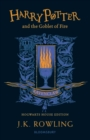 Harry Potter and the Goblet of Fire - Ravenclaw Edition - Book