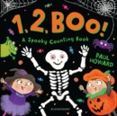 1, 2, BOO! : A Spooky Counting Book - Book