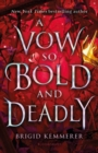 A Vow So Bold and Deadly - Book