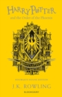 Harry Potter and the Order of the Phoenix - Hufflepuff Edition - Book