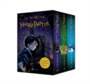 Harry Potter 1-3 Box Set: A Magical Adventure Begins - Book