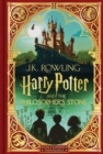 Harry Potter and the Philosopher's Stone: MinaLima Edition - Book