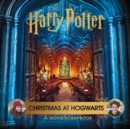 Harry Potter - Christmas at Hogwarts: A Movie Scrapbook - Book