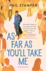 As Far as You'll Take Me - Book