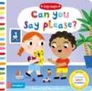 Can You Say Please? : Learning About Manners - Book