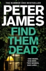 Find Them Dead - Book