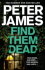 Find Them Dead - eBook