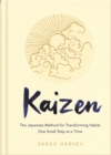 Kaizen : The Japanese Method for Transforming Habits, One Small Step at a Time - Book