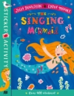 The Singing Mermaid Sticker Book - Book