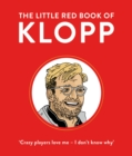The Little Red Book of Klopp - Book