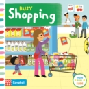Busy Shopping - Book
