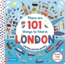 There Are 101 Things to Find in London - Book