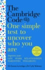 The Cambridge Code : One Simple Test to Uncover Who You Are - Book