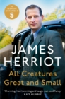 All Creatures Great and Small : The Classic Memoirs of a Yorkshire Country Vet - Book